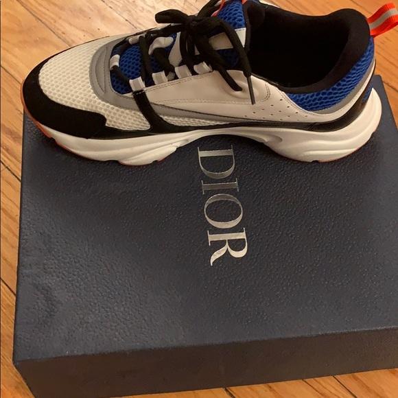 Dior Shoes | Dior Men Sneakers | Poshmark